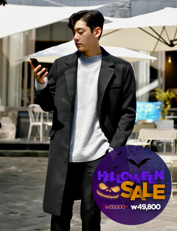 Personal Three Button Single Coat[BT1210][NEW]