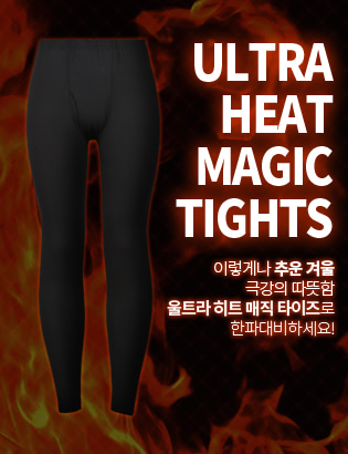 [CY1450]ULTRA HEAT MAGIC TIGHTS( 1 color Free 사이즈 )